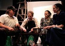 """Monica in """"Petrichor"""" (Kitchenband/Summerworks)"""