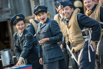 Bombers, choreographed by Monica Dottor
