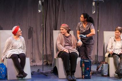 "Monica in ""Her2"" (Nightwood Theatre)"