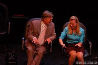 """Monica in """"The Red Queen Effect"""" (Seventh Stage Productions)"""