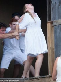 """""""Who Killed Snow White"""" Choreographed by Monica Dottor (4th Line Theatre)"""